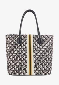 Escada Sport - CANVAS SHOPPER - Shopping Bag - black - 5