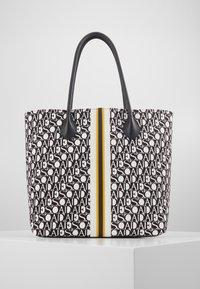 Escada Sport - CANVAS SHOPPER - Shopping Bag - black - 0