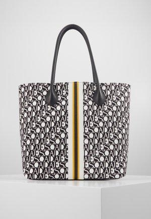 CANVAS SHOPPER - Shopping Bag - black