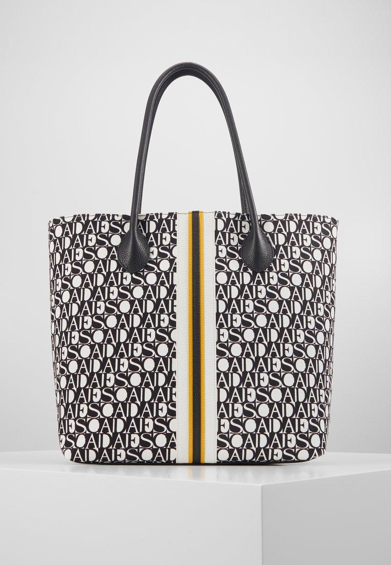 Escada Sport - CANVAS SHOPPER - Shopping Bag - black