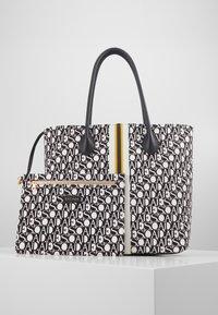 Escada Sport - CANVAS SHOPPER - Shopping Bag - black - 4