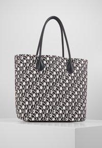 Escada Sport - CANVAS SHOPPER - Shopping Bag - black - 2