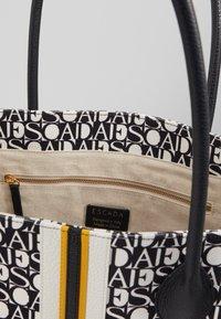 Escada Sport - CANVAS SHOPPER - Shopping Bag - black - 3