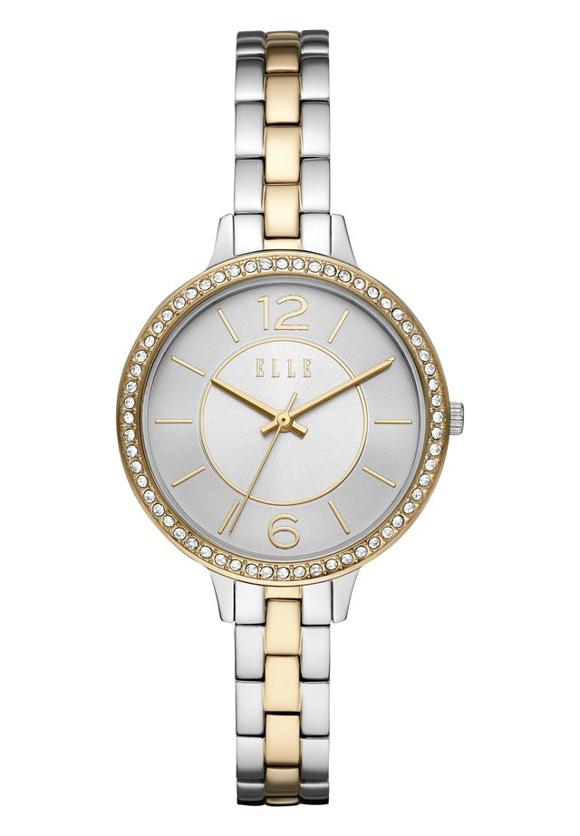 Watch - silver, gold