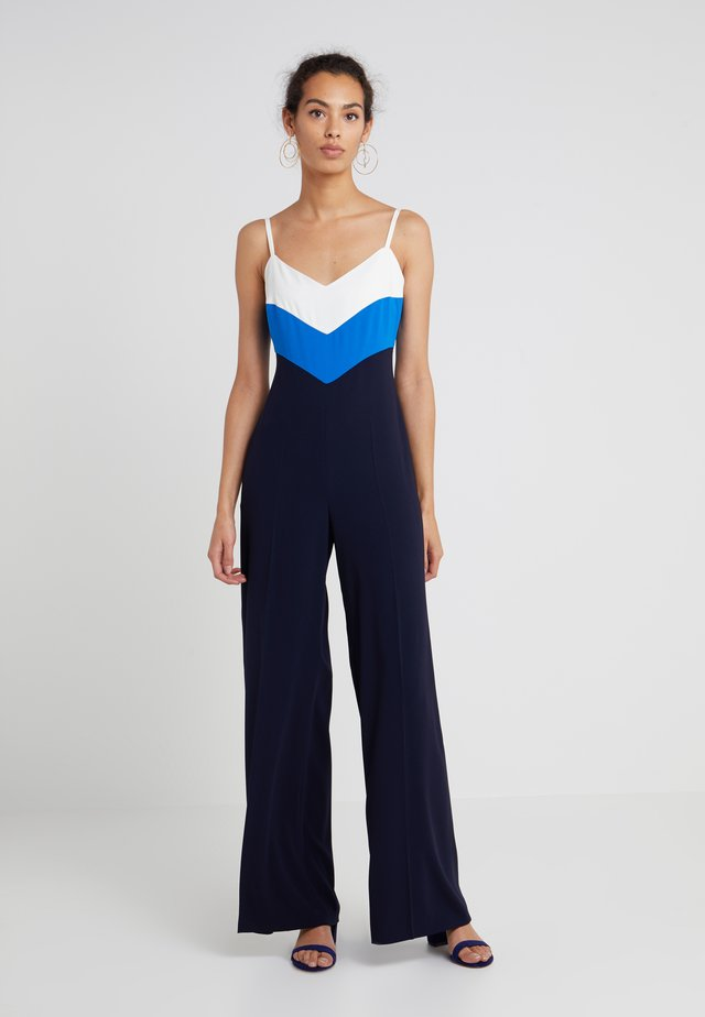 TAVEEN - Overall / Jumpsuit - navy