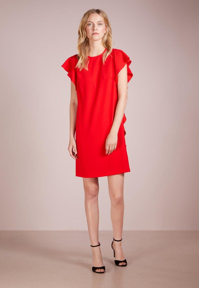 Escada - DLAT - Cocktailkleid/festliches Kleid - acrylic red