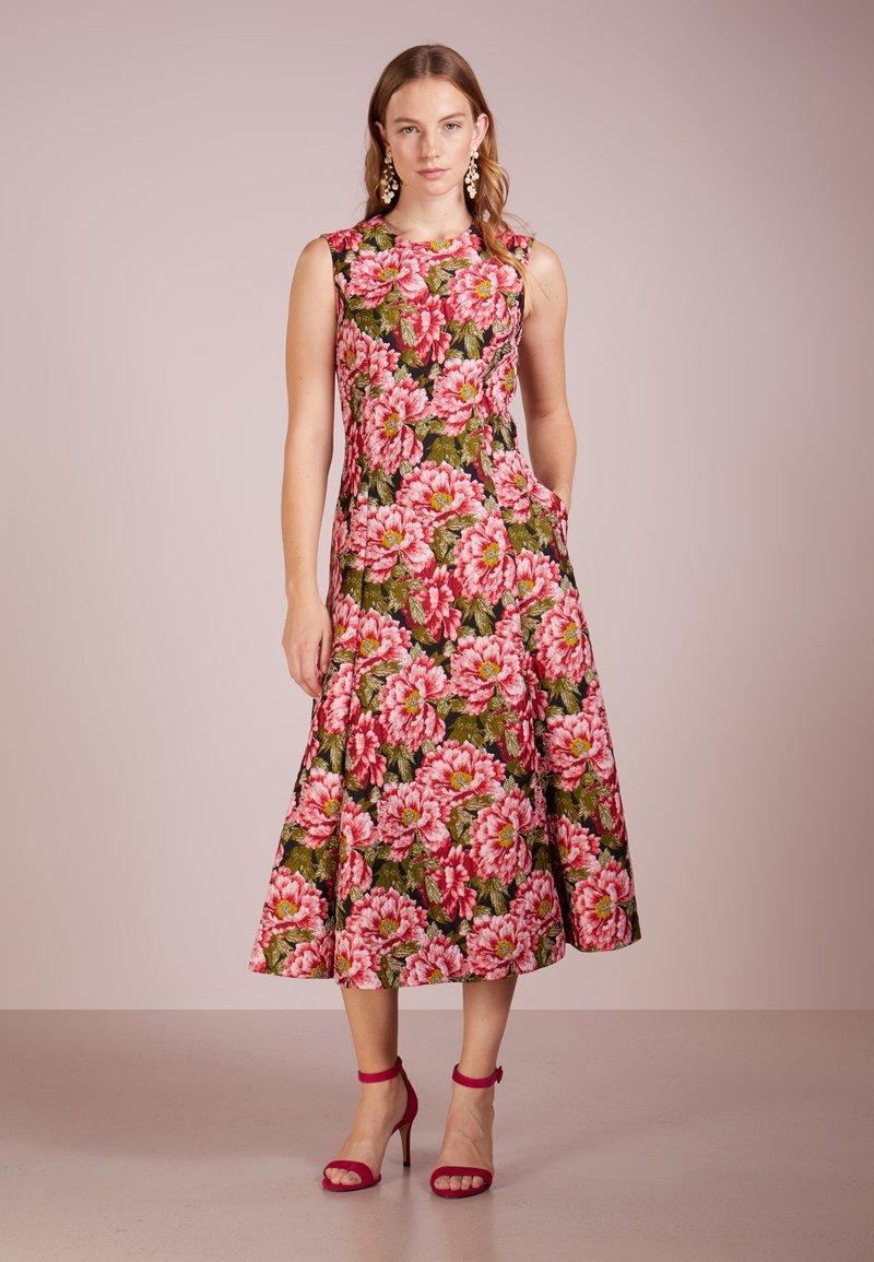 Escada - DALIRANA - Cocktail dress / Party dress - red ruby