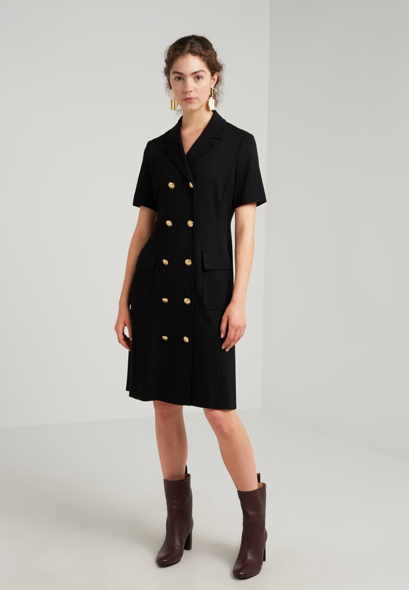 Escada - DWALLI - Vestito di maglina - black