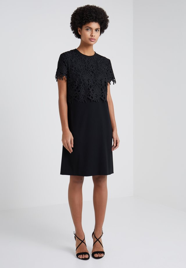 DIWISAS - Day dress - black