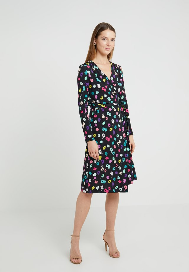 Jerseykleid - multi-coloured
