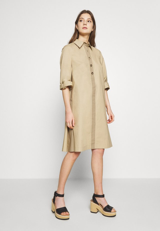 DASIM - Shirt dress - sand dune