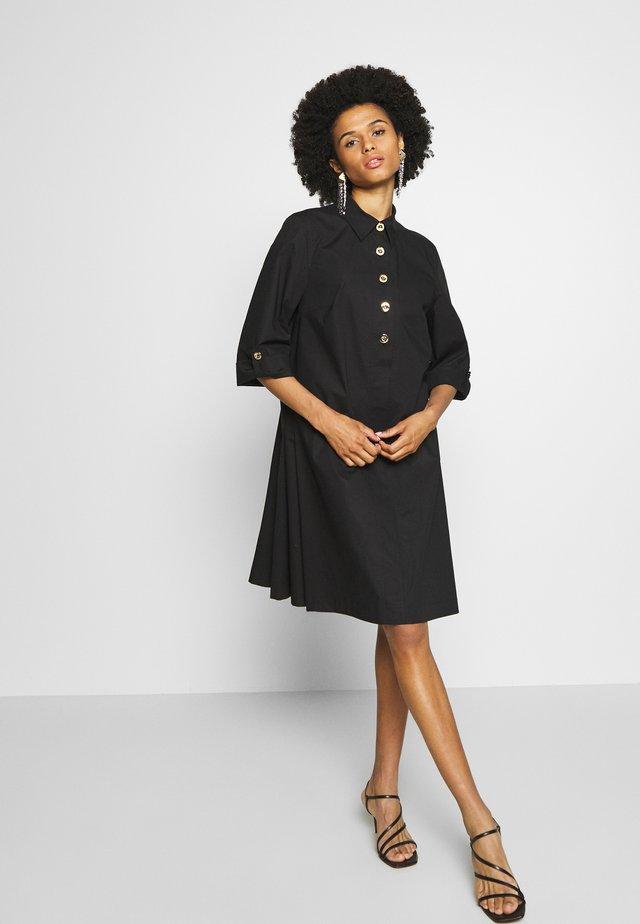 DASIM - Košilové šaty - black