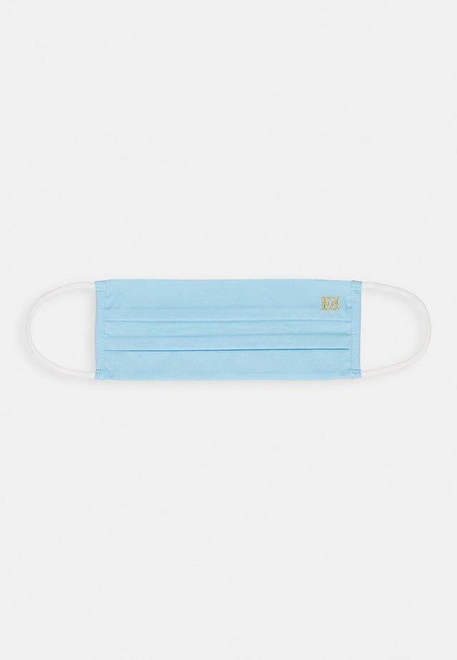 SOLID LOGO - Masque en tissu - light blue