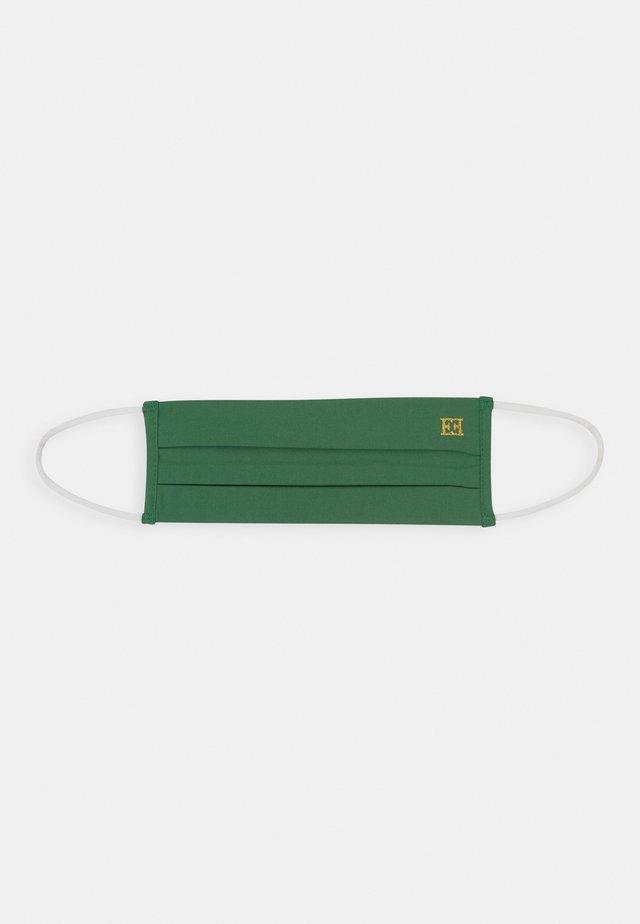 SOLID LOGO - Masque en tissu - green