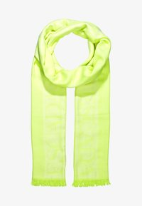 Escada - SCARF - Sjal / Tørklæder - neon yellow - 1
