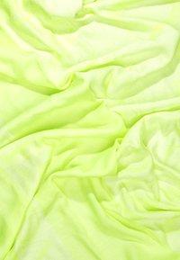 Escada - SCARF - Sjal / Tørklæder - neon yellow - 2