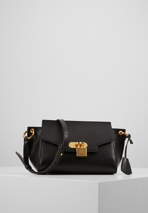CLASSIC CROSSBODY - Taška spříčným popruhem - black