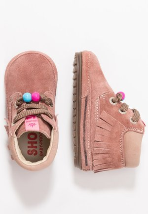 BABY-PROOF SMART - Baby shoes - old rose