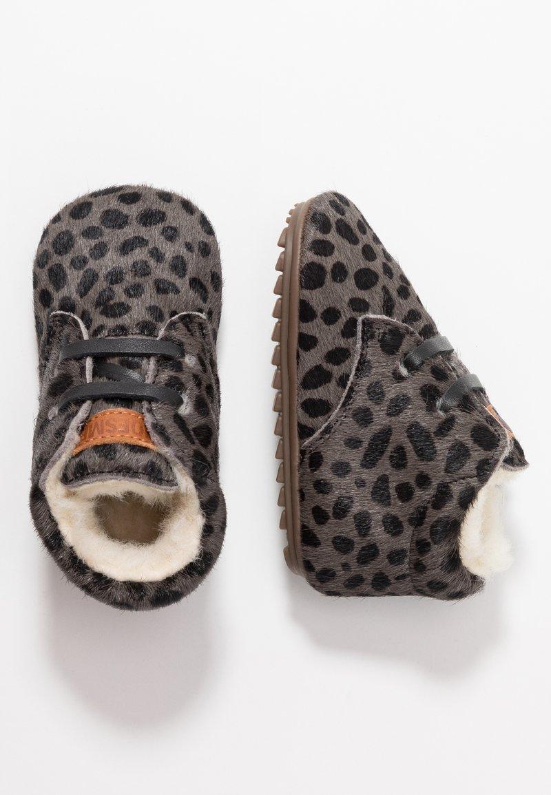 Shoesme - SMART - První boty - dark grey