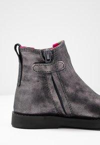 Shoesme - SILHOUET - Kotníkové boty - old silver - 2