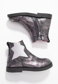 Shoesme - SILHOUET - Kotníkové boty - old silver - 0