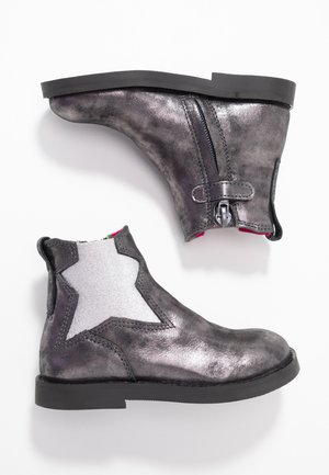 SILHOUET - Classic ankle boots - old silver