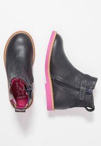 Shoesme - SILHOUET - Kotníkové boty - marino - 1