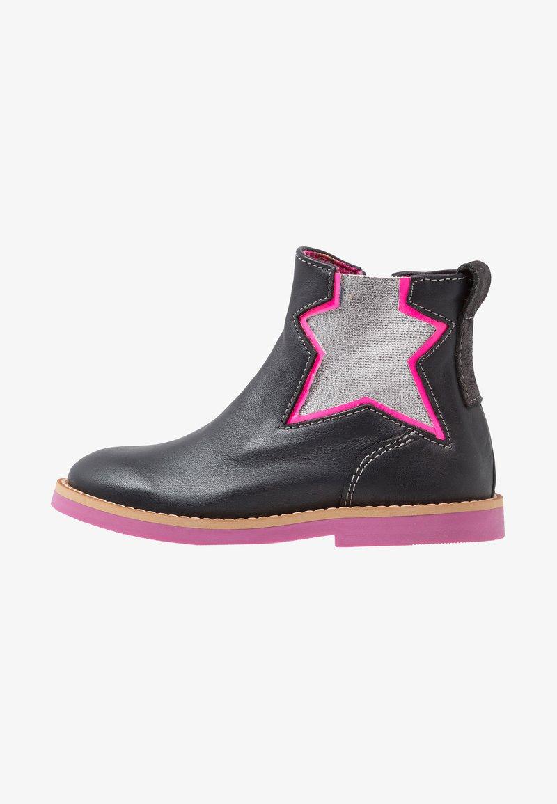 Shoesme - SILHOUET - Kotníkové boty - marino