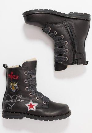 DESSERT - Kotníkové boty - black
