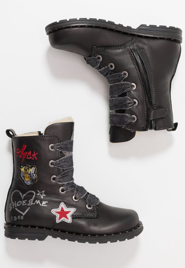 DESSERT - Støvletter - black