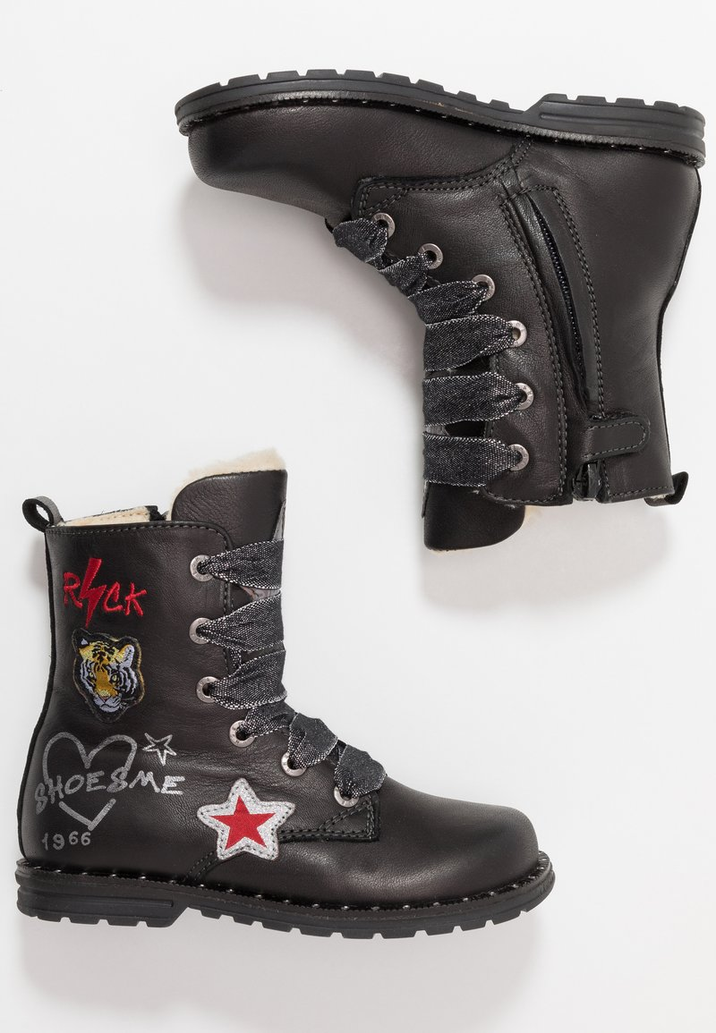 Shoesme - DESSERT - Kotníkové boty - black