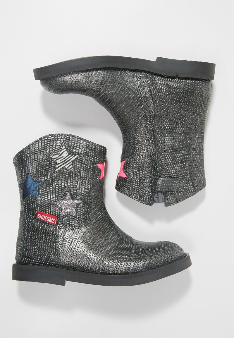 Shoesme - SILHOUET - Classic ankle boots - silver