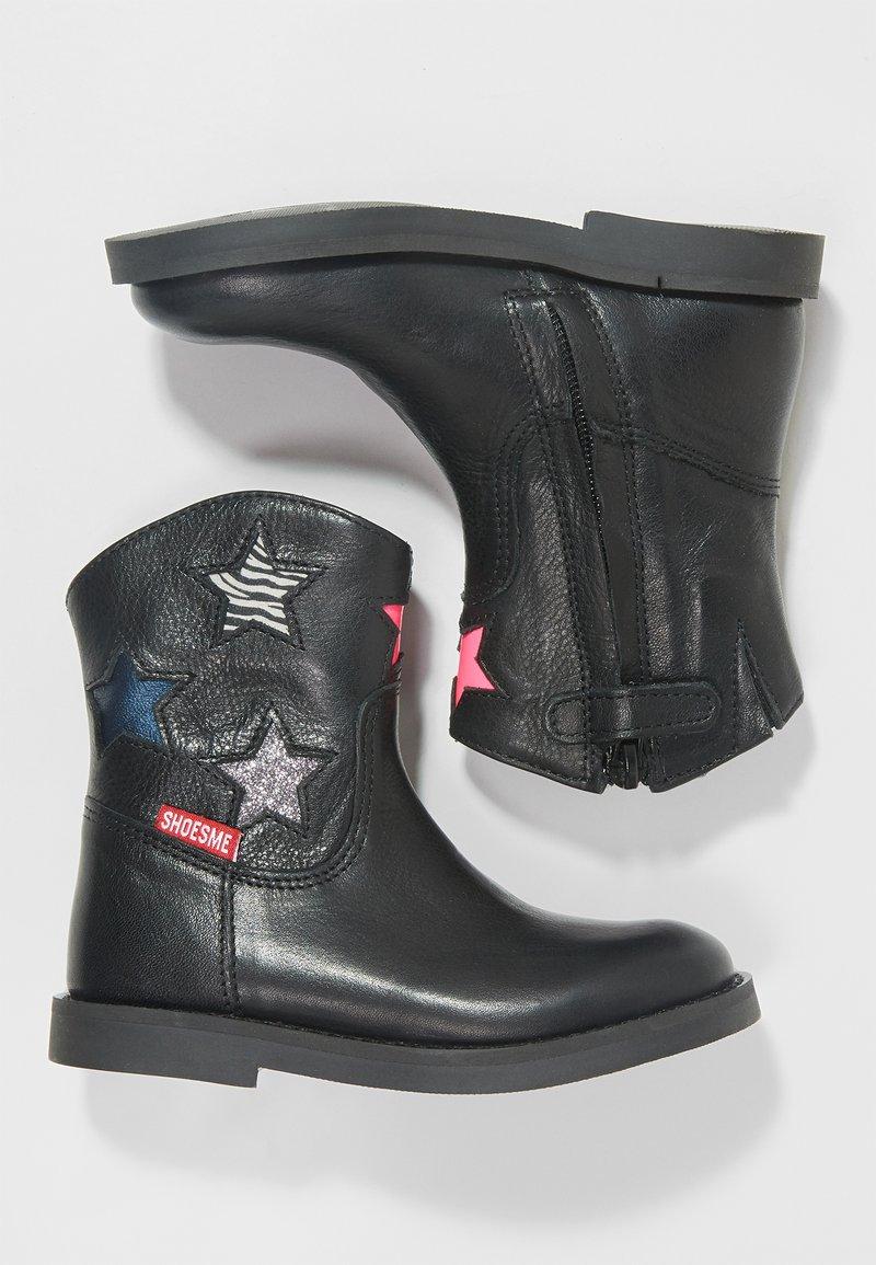 Shoesme - SILHOUET - Kotníkové boty - black/multi color