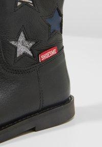 Shoesme - SILHOUET - Kotníkové boty - black/multi color - 2