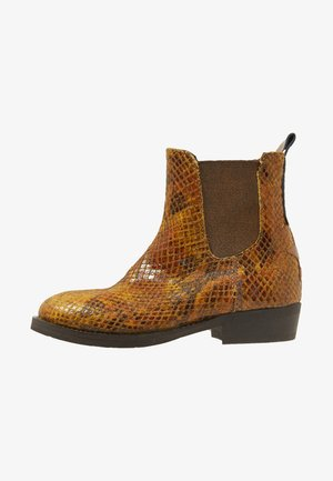 WESTERN - Santiags - yellow