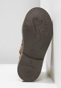 Shoesme - SILHOUET - Kotníkové boty - cognac - 5