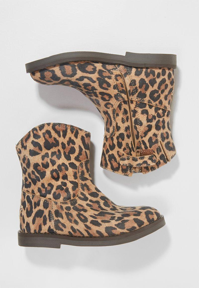 Shoesme - SILHOUET - Kotníkové boty - cognac