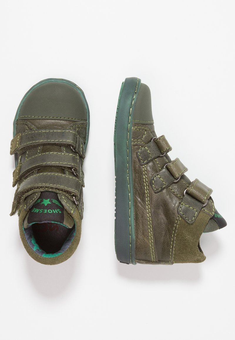 Shoesme - URBAN - Sneakers high - green