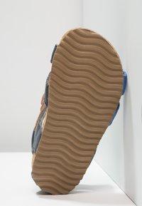 Shoesme - Sandály - dark blue/cognac - 5