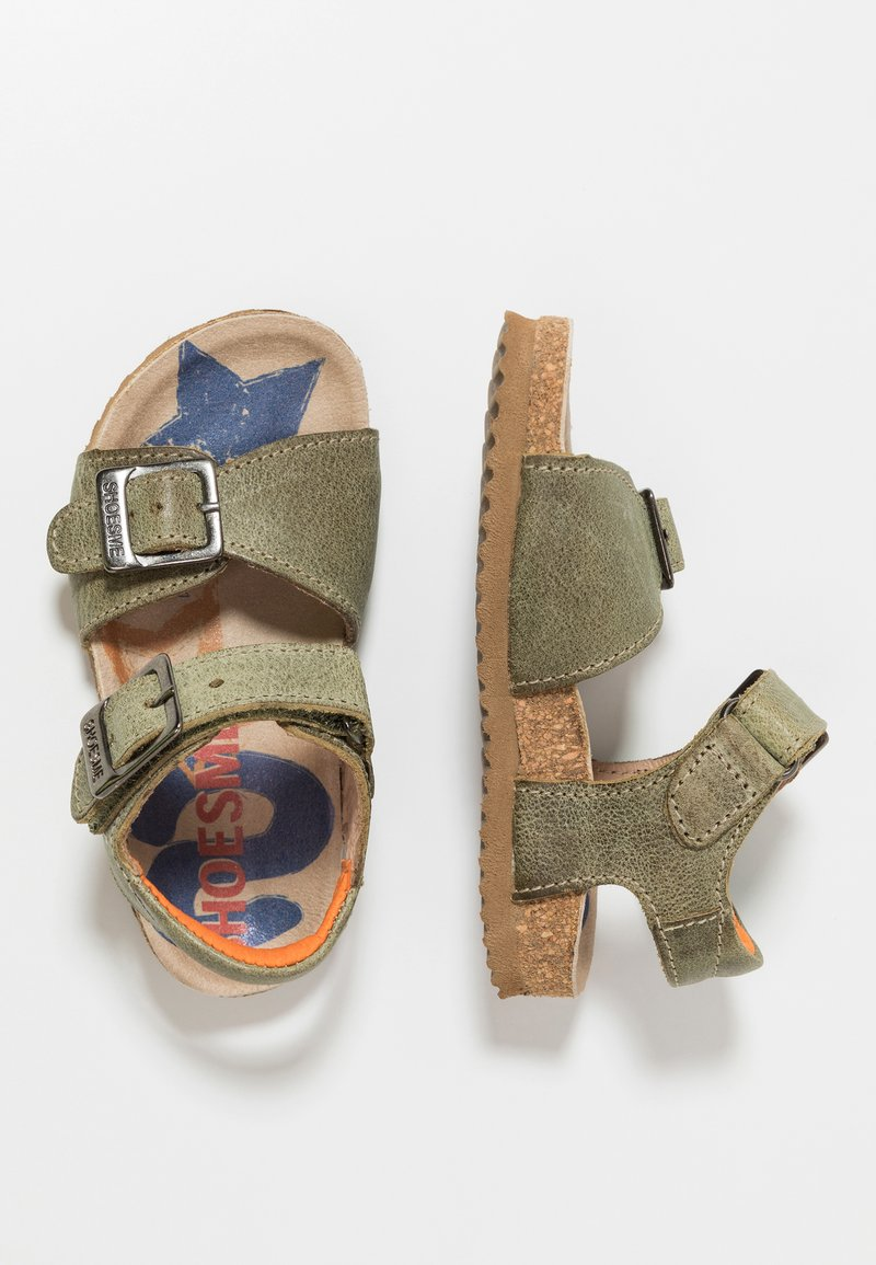 Shoesme - Sandály - green