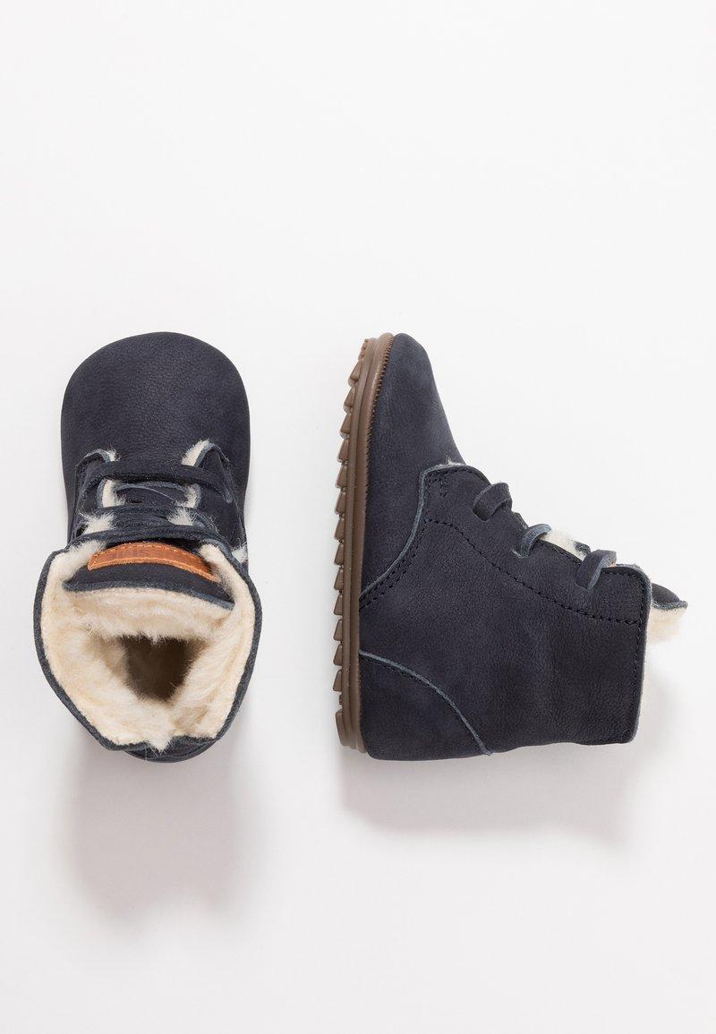 Shoesme - BABY-PROOF SMART - Dětské boty - marine