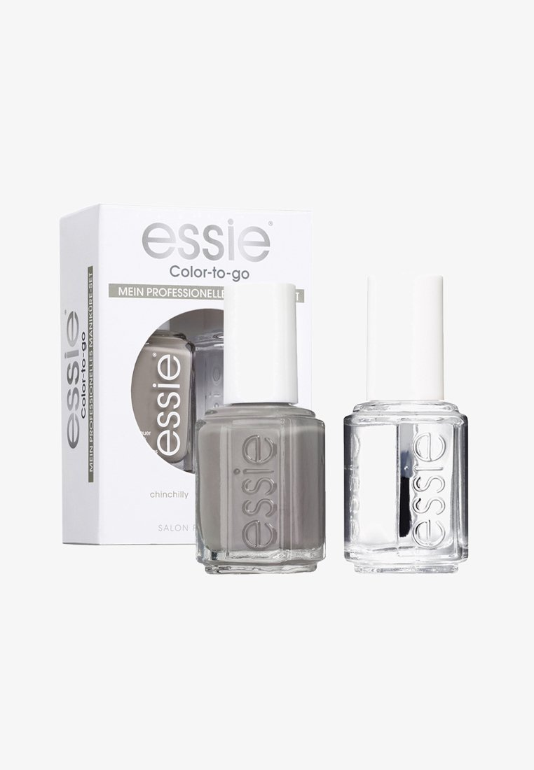 Essie - SET - Nail set - chinchilly