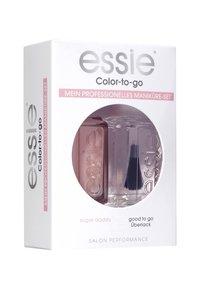 Essie - SET - Nagelverzorgingsset - sugar daddy - 3