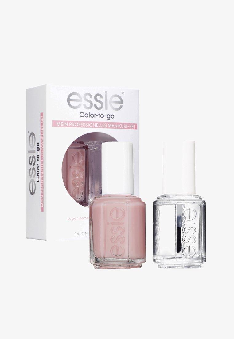 Essie - SET - Nagelverzorgingsset - sugar daddy