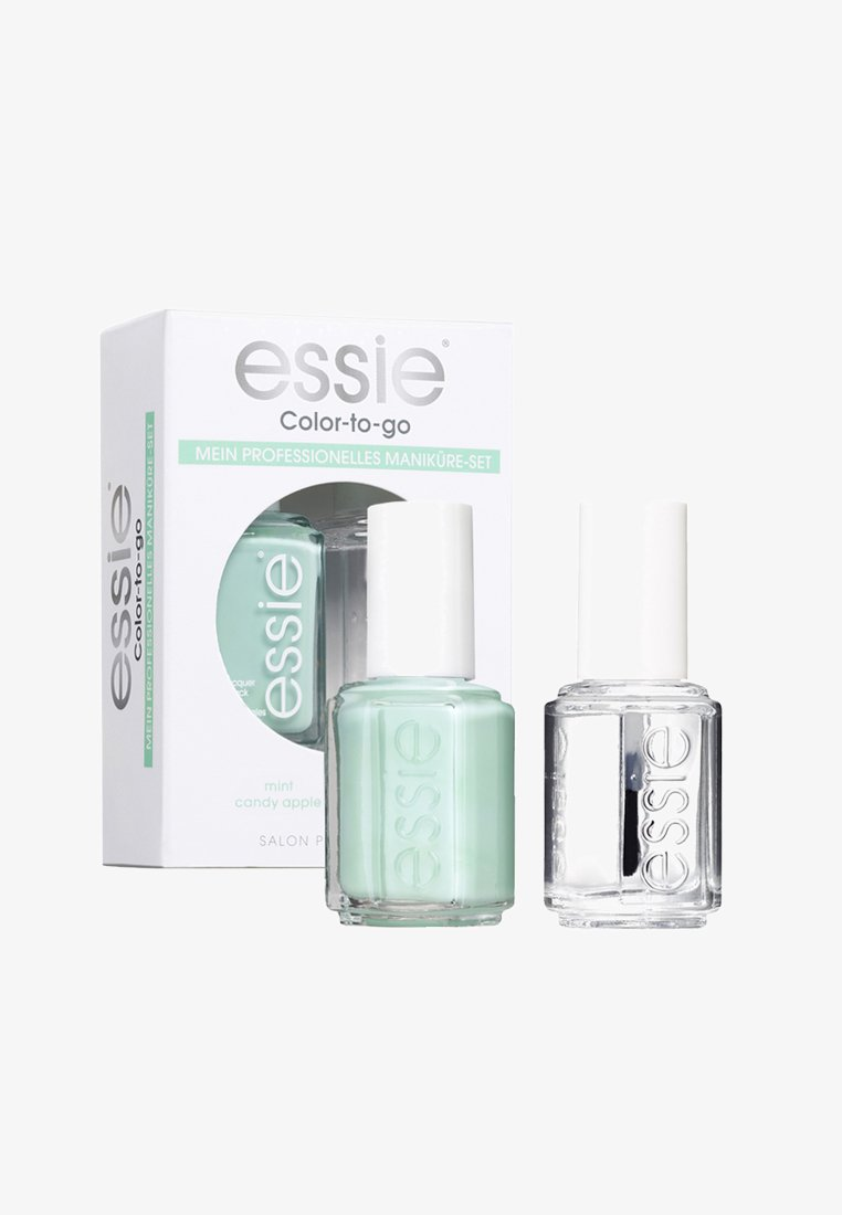Essie - SET - Nail set - mint candy apple