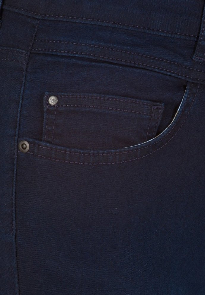 Miss Etam Slim Fit Jeans Dark Blue GbgD9LXf