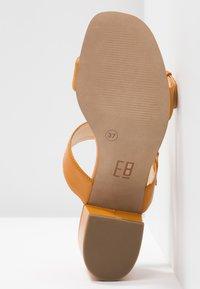 E8 BY MIISTA - ANA - Sandalias - apricot - 6