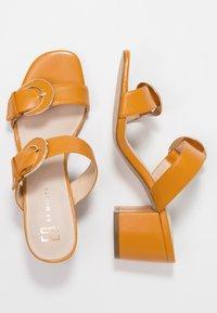 E8 BY MIISTA - ANA - Sandalias - apricot - 3