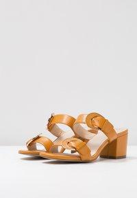 E8 BY MIISTA - ANA - Sandalias - apricot - 4