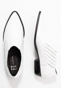 E8 BY MIISTA - VILIA - Slip-ons - white - 3